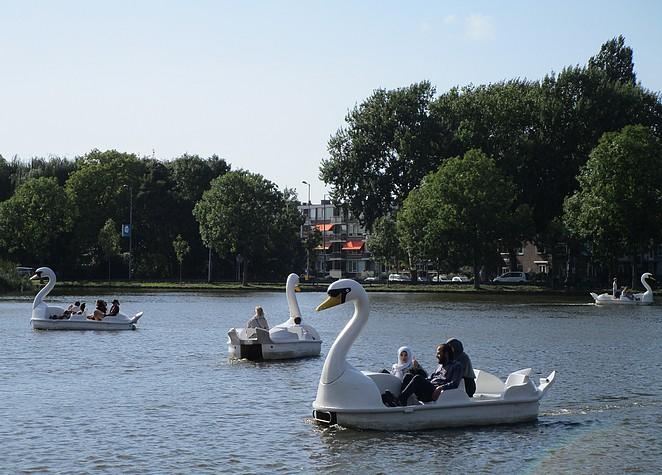 waterfietsen-plaswijckpark