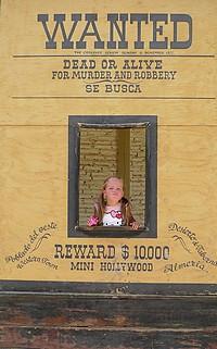 Mini Hollywood met kinderen