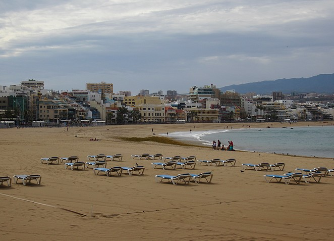 Canteras-winter