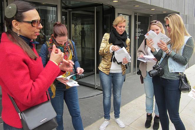 bloggers-Wenen