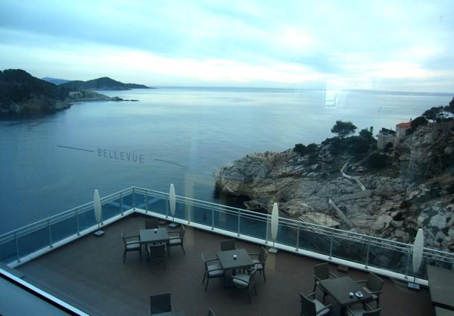 Bellevue Dubrovnik ligging