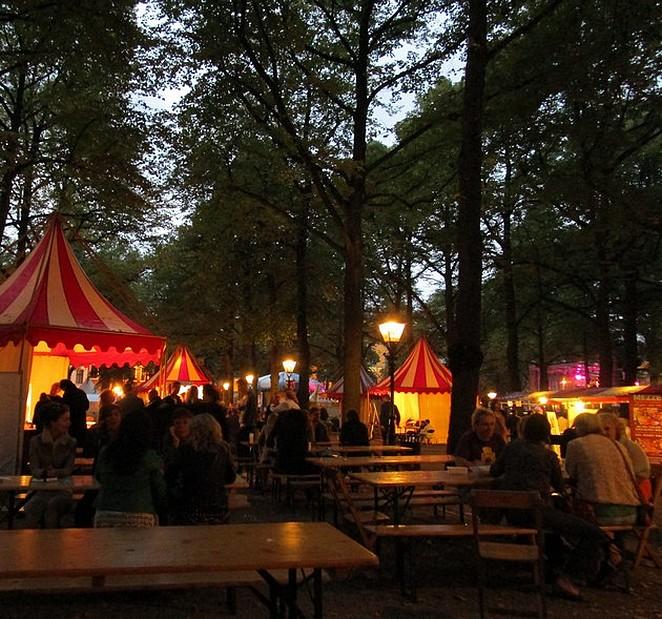 Werelds uitje: het Embassy Festival!