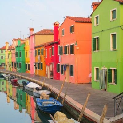 Kleurrijk Isola di Burano