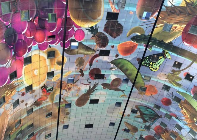 markthal-plafond