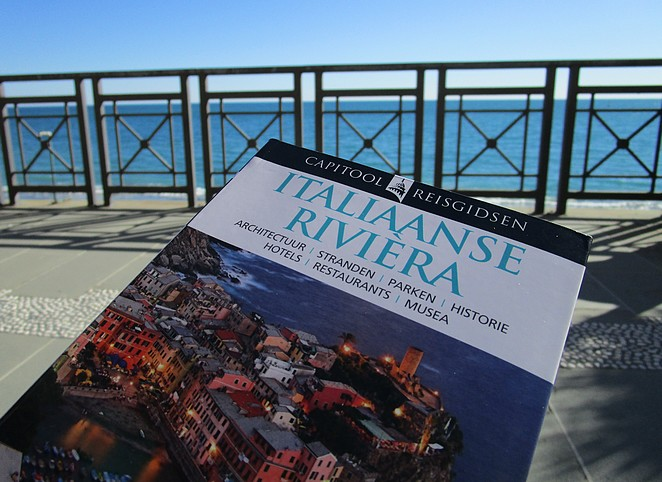 Reisgids-Cinque Terre-Italie