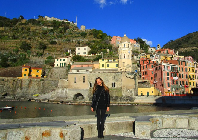 Denise-in-Vernazza