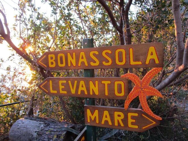 Bonassola-Levanto