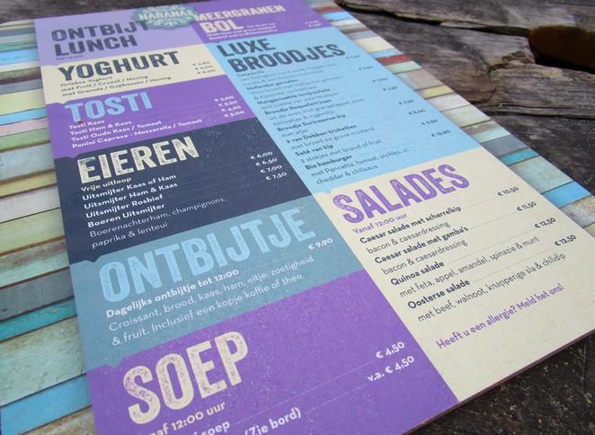 menukaart-habana