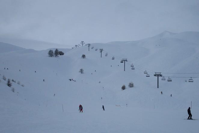 Serre Chevalier 12 wintersport Frankrijk