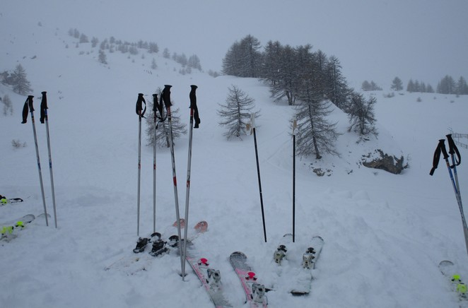 Serre Chevalier 20 skien Frankrijk