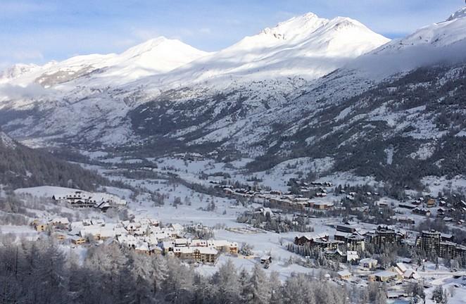 Serre Chevalier 23 La Salle les Alpes
