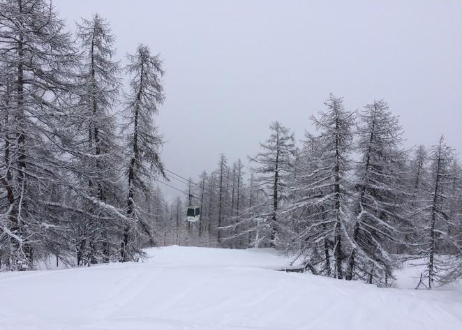 Serre Chevalier 26 wintersport cabinelift