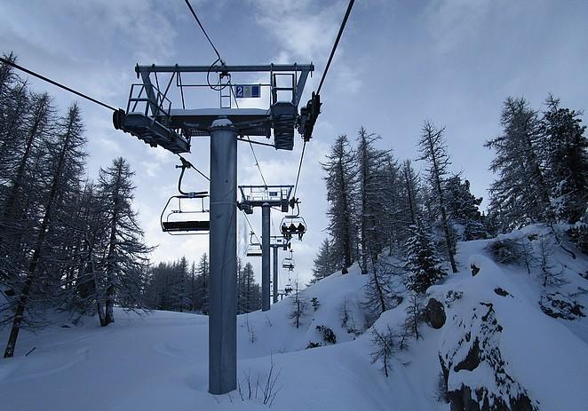 Serre Chevalier 5 skilift