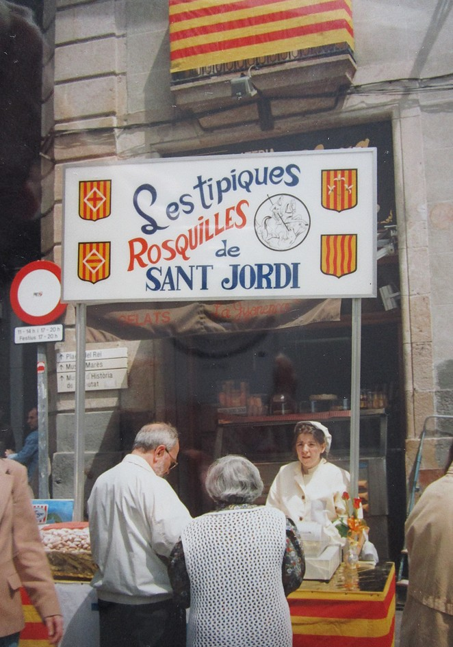 Dia de Sant Jordi 1996
