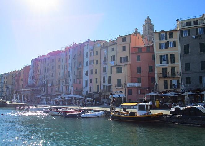Portovenere-kust-italie