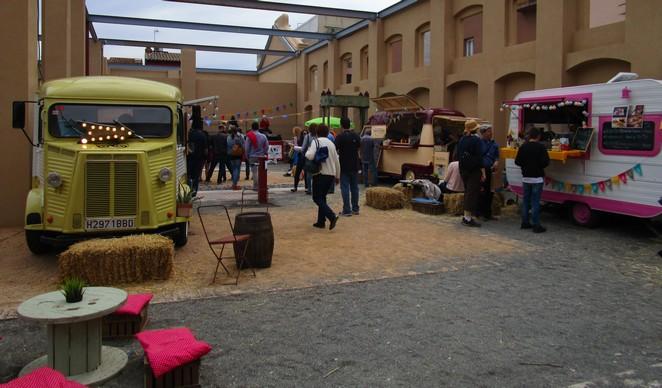 Food Trucks Flors i Violes Palafrugell