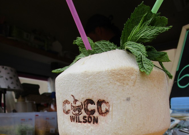 Coco Wilson Food Truck
