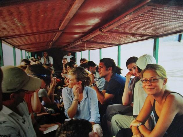 slowboat-Laos