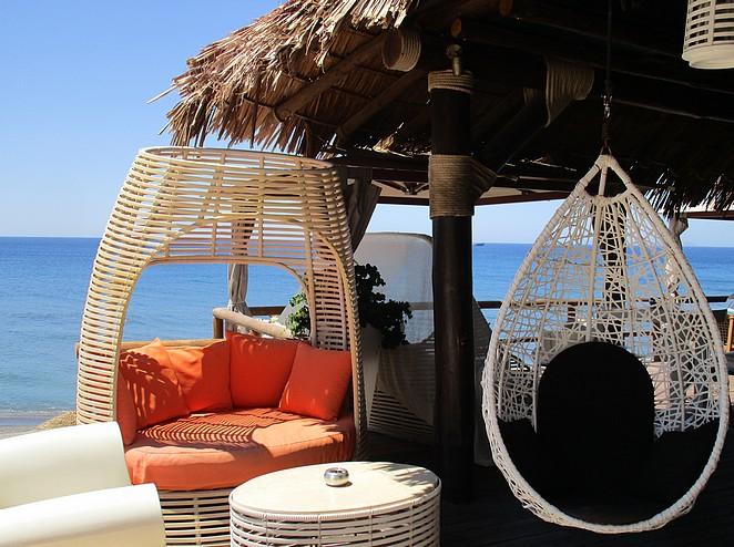 Beachclub Eros Wave Bar