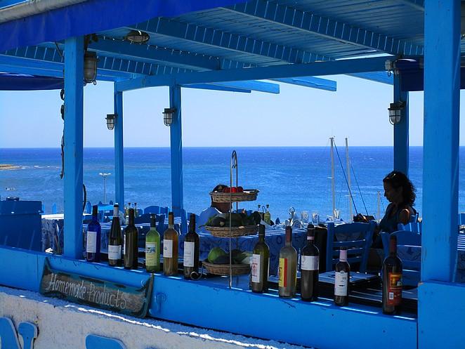 Dimitris Restaurant Vlychada