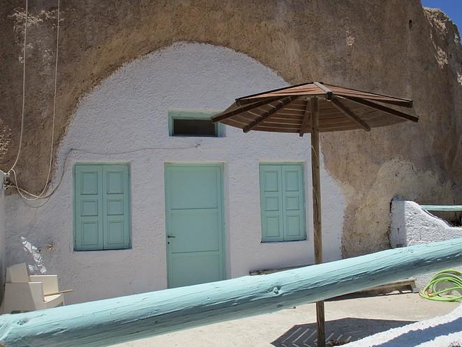 Huisje Santorini Cycladen