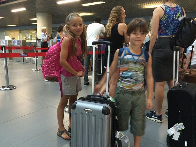 inchecken-Dalaman-luchthaven