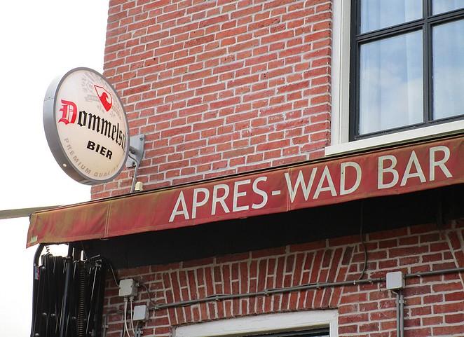 Apres wad bar