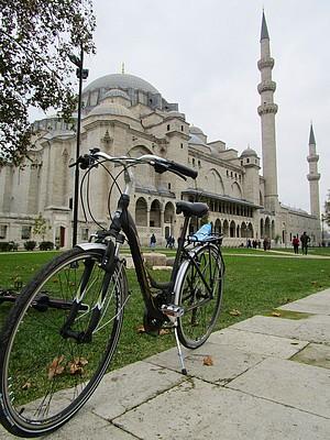 fietstour Istanboel