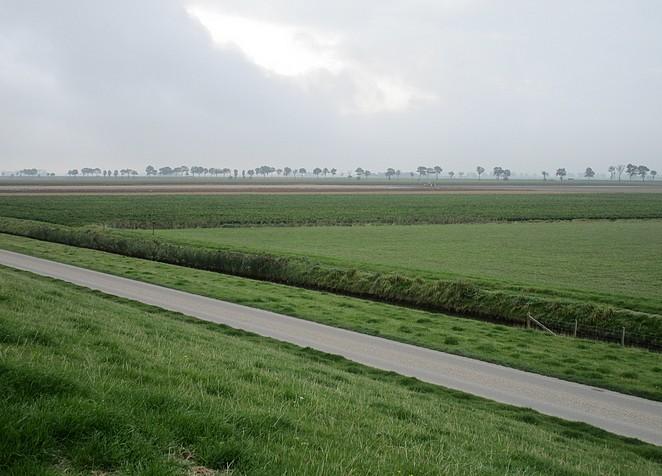 Mooie landschappen Nederland