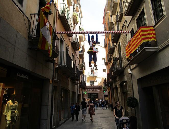 Gerona-Catalonie