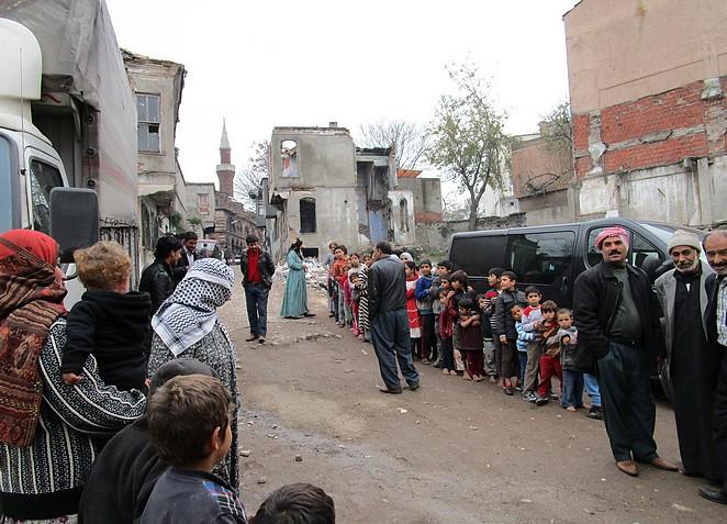 eten-vluchteling-hulporganisatie