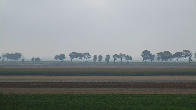 Uitzicht Noord-Groningen