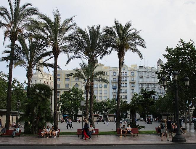 Valencia-plein