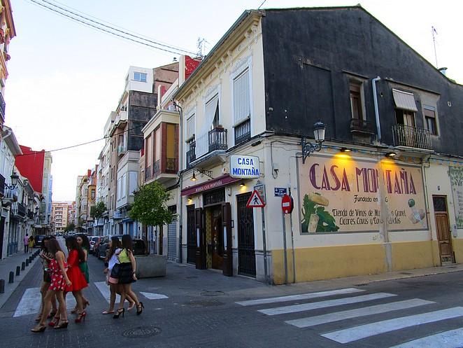 Valencia-uitgaan