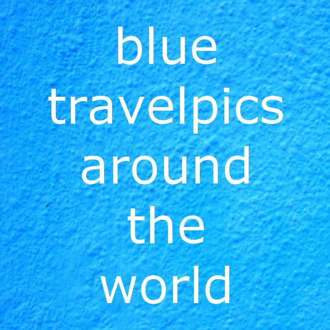 Blue travelpics from around the world