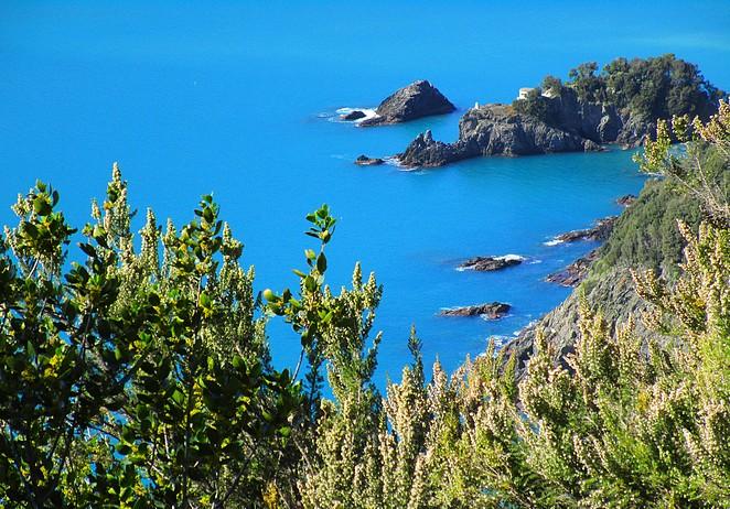 Cinque Terre wandelen langs de kust