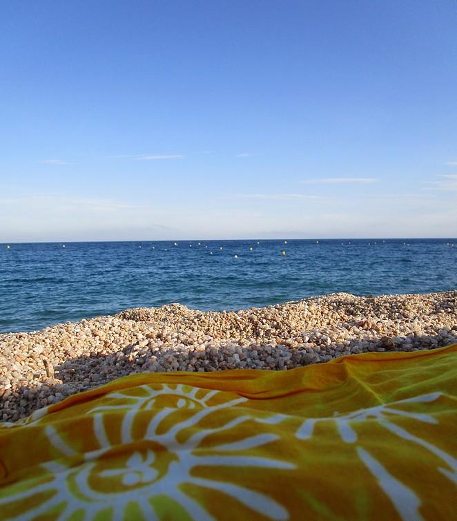 Costa Brava strand