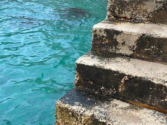 Dubrovnik oude stad aan zee