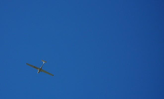 Eenmotorig vliegtuig PH in Frankrijk