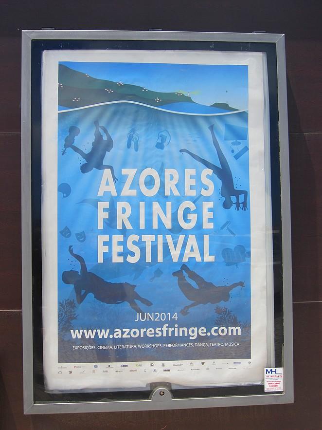 Fringe Festival Azores