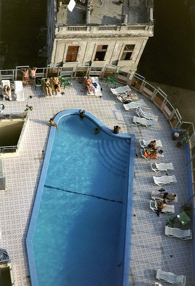 Havana hotel met zwembad