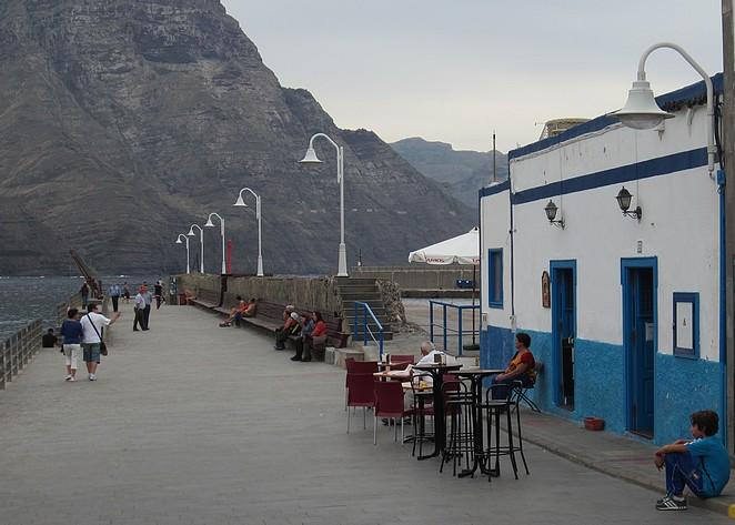 Het rustige noorden van Gran Canaria in de winter