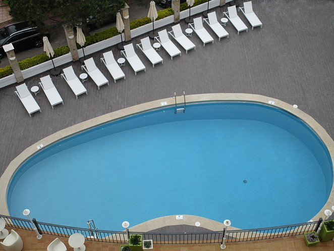 Hotel Caleta Park in S'Agaro Costa Brava