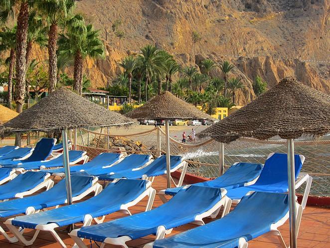 Hotel bij Aguadulce en Roquetas