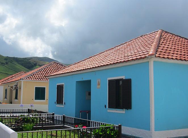 Huis in Santa Cruz Flores