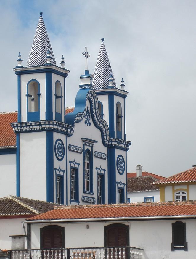 Kerk op Terceira
