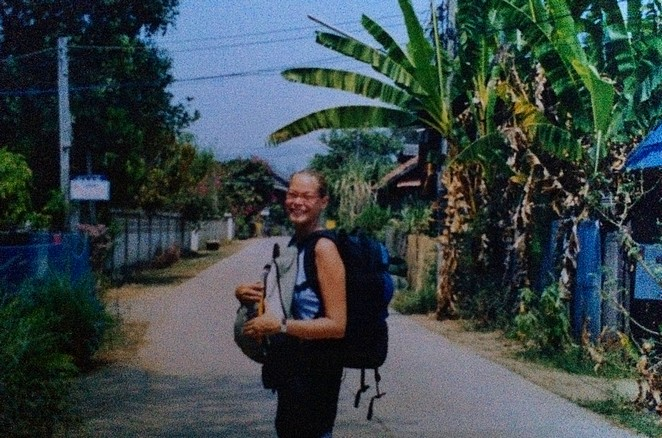 Laos backpacking