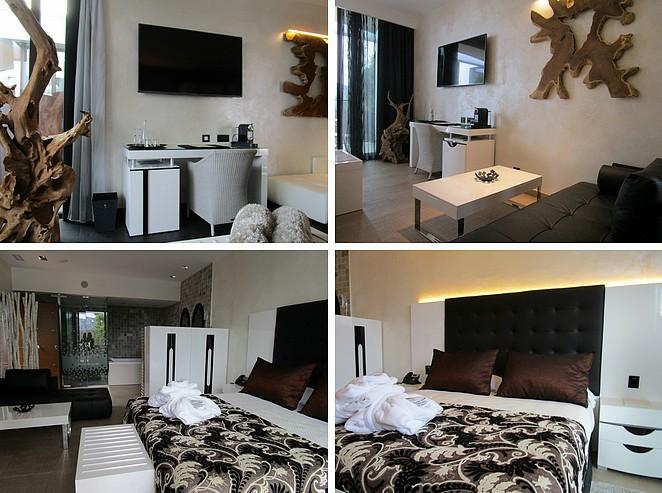 Luxe-hotelkamers