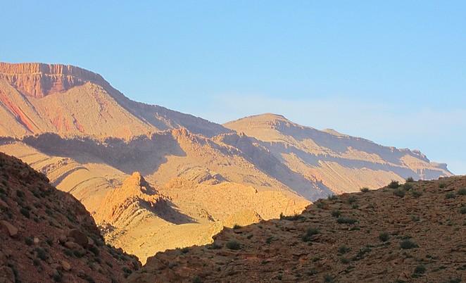 Marokko binnenland