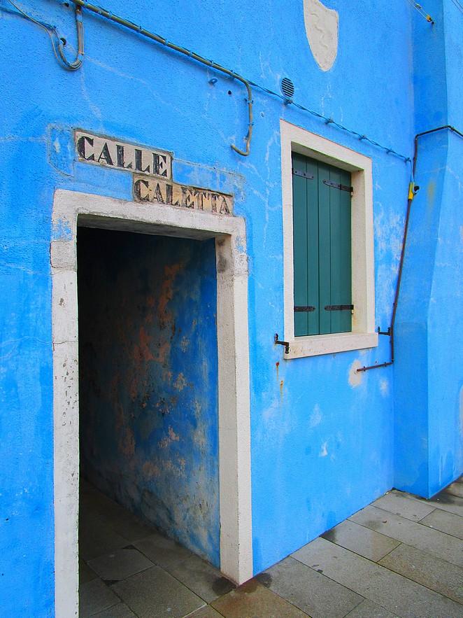 Mediterraan blauw